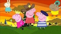Finger Family Peppa Pig Mysteries ♪ Nursery Rhymes For Children ♪ Kids Songs ♪