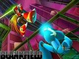 warinside / BLANKFIELD, T03: Rockman X5 - X VS ZERO