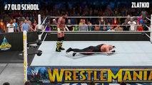 WWE 2K15 Top 10 Stolen Finishers | WWE 2K16 Countdown