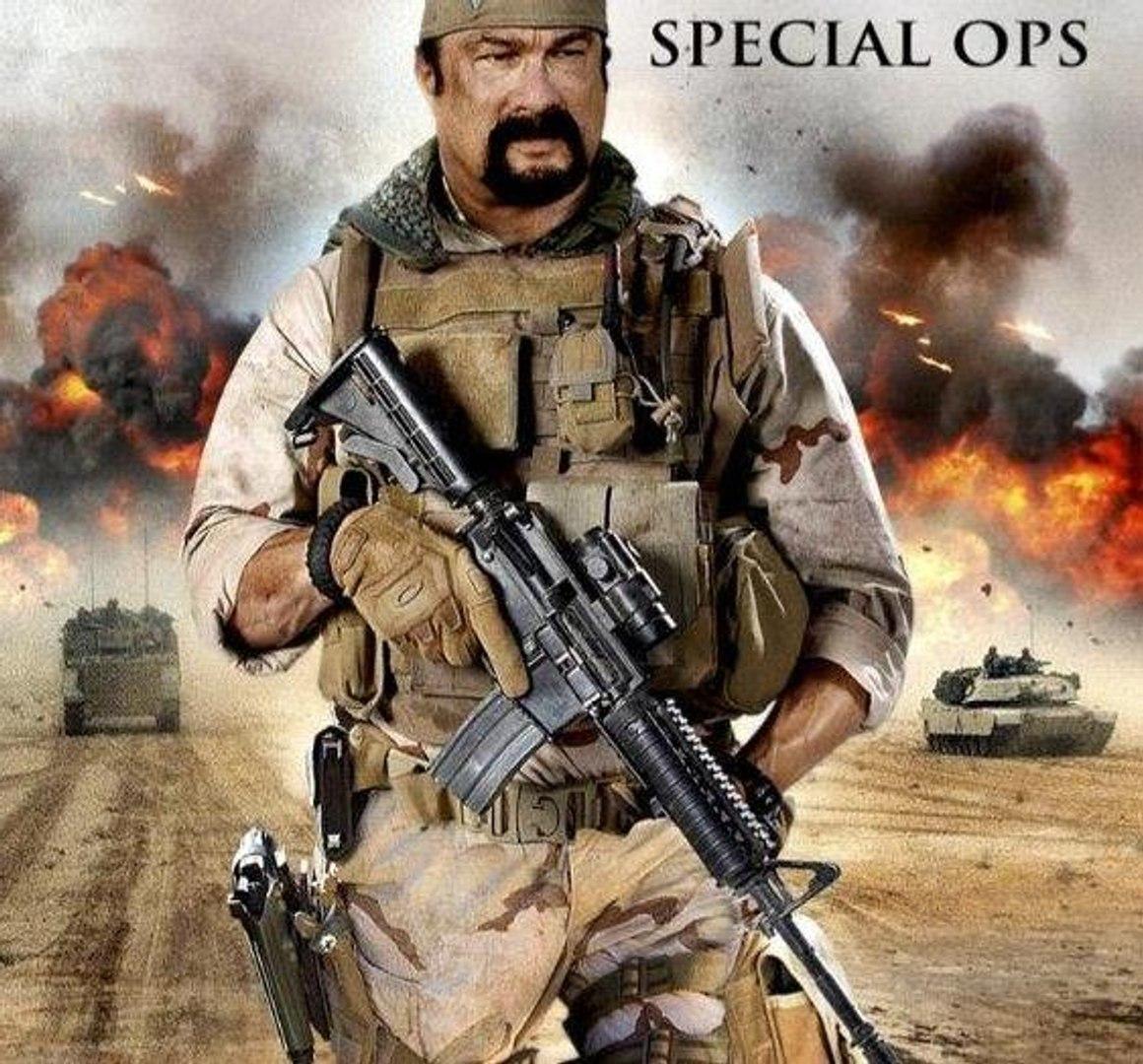 الجزء الثانى - مترجم Sniper: Special Ops 2016 فيلم الاكشن والحروب