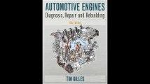 Automotive Engines Diagnosis Repair Rebuilding