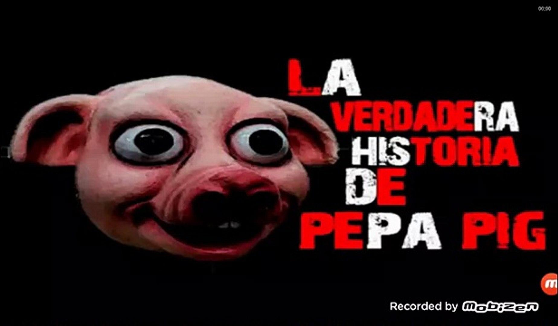 La Verdadera Historia De Peppa Pig 100 Real