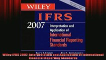 READ book  Wiley IFRS 2007 Interpretation and Application of International Financial Reporting Full EBook
