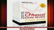 READ Ebooks FREE  Wiley CPAexcel Exam Review 2015 Study Guide January Set Wiley Cpa Exam Review Full EBook