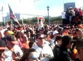 Giants Championship Parade lets go giants