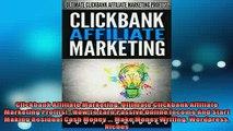 EBOOK ONLINE  Clickbank Affiliate Marketing Ultimate Clickbank Affiliate Marketing Profits  How To  DOWNLOAD ONLINE