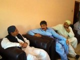 Sinjhoro : PPP Leader Haji Rana Abdul Sattar Speaks About Shaheed Benazir Bhutto University Campus Sanghar 23-04-2016