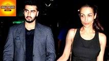 Arjun Kapoor Secretly Visits Malaika Arora At MIDNIGHT | Bollywood Asia