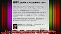 DOWNLOAD FULL EBOOK  Project Finance in Theory and Practice Second Edition Designing Structuring and Financing Full Free