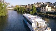 Découvrez le seul bateau hybride de lOise   lEscapade