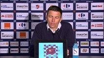 Gazélec FC Ajaccio 3-2 SC Bastia : les réactions de T. Laurey et F. Ciccolini