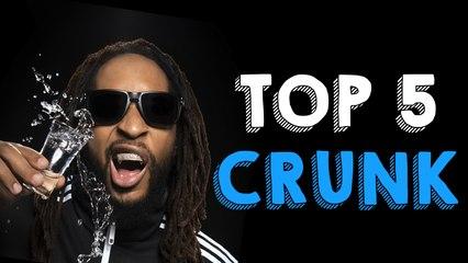 Top 5 : CRUNK