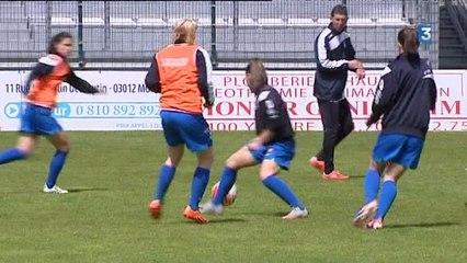 Football féminin : la FF Yzeure espère monter en D1