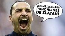 Les meilleures punchlines de Zlatan Ibrahimovic !