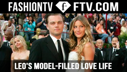 Leo's Model Filled Love Life  - A History by ELLE | FTV.com