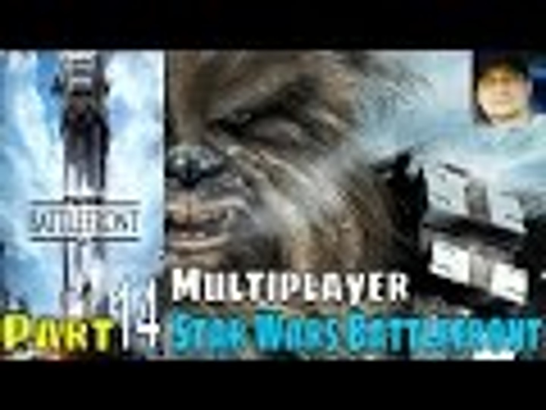 Star Wars Battlefront Part 14 Gameplay Walkthrough PS4 Multiplayer
