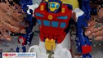Transformers Rescue Bots - Wodna Jednostka Ratunkowa / Deep Water Rescue High Tide