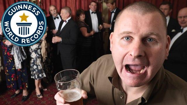 Loudest Burp ! - Guinness World Records