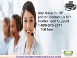 Issue In Printer Call HP Printer Tech Support 1-806-576-2614