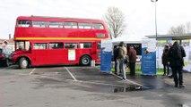 Le DP-Bus du débat public EuropaCity à Sevran