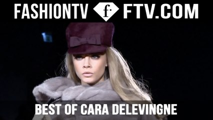 Best Moments Of Cara Delevingne | FTV.com