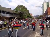 La Marcha de la Pelazon 29M Valencia Carabobo