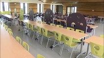 Loches: une cantine unique pour les lycées