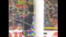 19.04.1995 - 1994-1995 UEFA Champions League Semi Final 2nd Leg AC Milan 2-0 Paris Saint-Germain