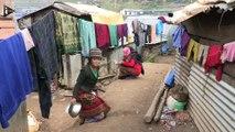 Séisme au Népal: un an après, 250.000 personnes vivent toujours dans des abris temportaires