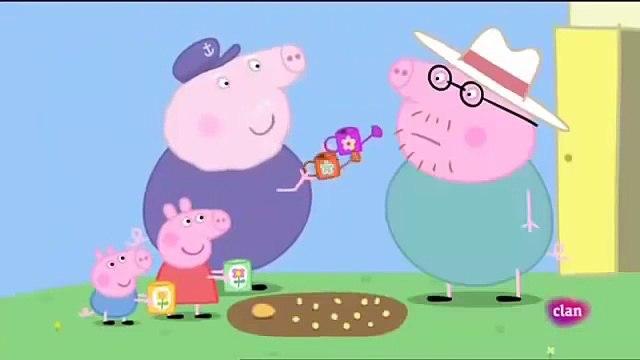 Peppa Pig en español [El Jardin de Peppa y George ]- capitulos completos y videos de PEPPA PIG