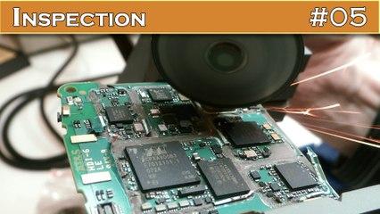 INSPECTION 05 : Triple inspection VTech / Blackberry / Ematronic