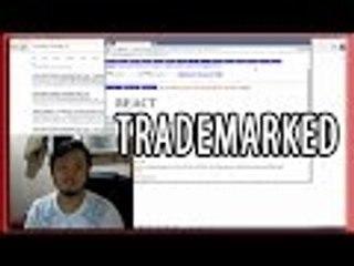 thefinebros trademarked react