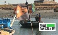 Authorities finally ensure ban on prohibited fishing nets along Sindh Coast