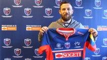 David Mélé rejoint le FC Grenoble Rugby