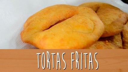 Tortas Fritas   Comamos Casero - Receta fácil