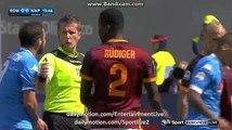 Gonzalo Higuain Incredible MISS Roma 0-0 Napoli Serie A