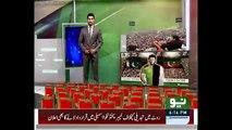 Imran Khan ne jalse main khwaten k sath batamizi ka notice le hi lia...
