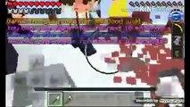 Minecraft pe spleff || I hate being drunk#do not be drunk