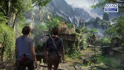 Trailer Final de Uncharted 4 : A Thief's End