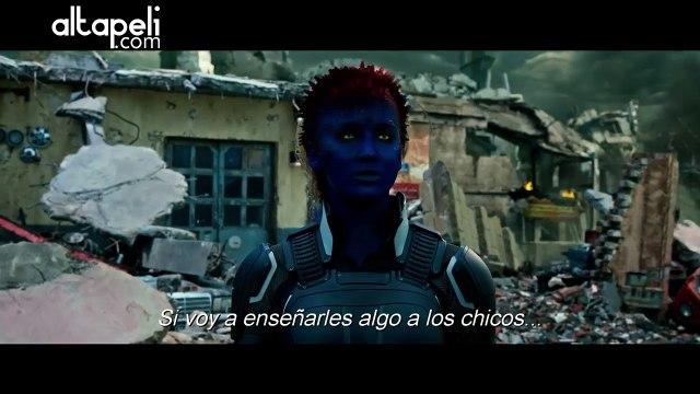 X-Men Apocalipsis - Trailer 3 Subtitulado