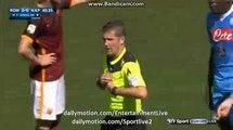 Gonzalo Higuain Fantastic CURVE SHOOT CHANCE ROma 0-0 Napoli Serie A