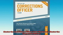 READ book  Master the Corrections Officer Exam Petersons Master the Correction Officer Full Free