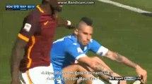 Gonzalo Higuain Amazing Elastico Skills Roma 0-0 Napoli Serie A