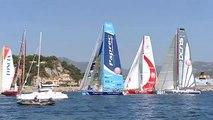 Istanbul Europa Race étape 2 : Départ de Nice