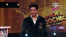Shahrukh Khan And Angelina Jolie At IIFA Awards