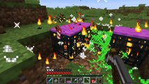 PAT And JEN PopularMMOs   Minecraft  TROLLING CHALLENGE GAMES   Lucky Block Mod   Modded Mini Game
