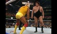 WWE WrestleMania 4 - André The Giant vs. Hulk Hogan