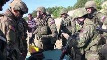 BVP jackal, BVP-2 и M1128 Stryker U.S. & Slovakian Soldiers • Cross Weapons Training