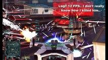 Planetside 2  Heavy Assault Montage