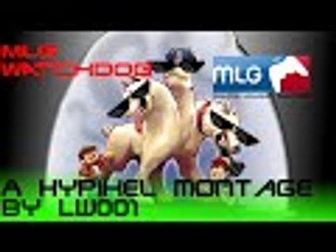 HYPIXEL WATCHDOG MLG - Minecraft Hacker Montage